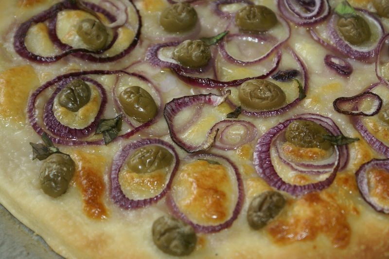 pizza oignons olives (2)