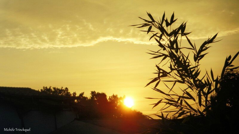 Lever de soleil 060916