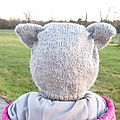 Bonnet loris de chez we are knitters