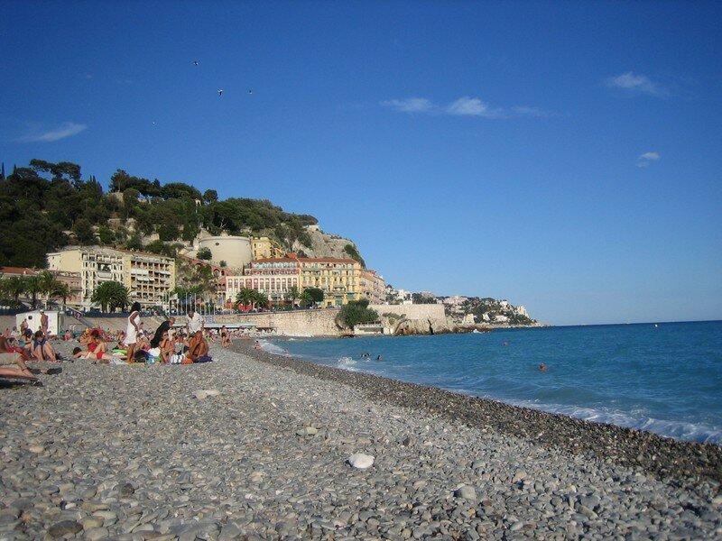 Nice Opéra plage