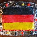 Drapeau allemand