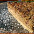 Une tarte au noix en ete ?