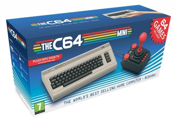 Box-thec64mini-commodore-64