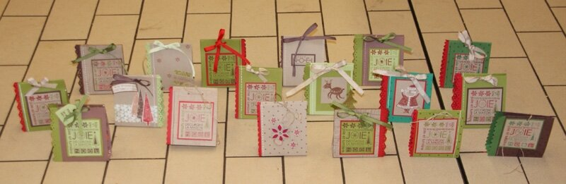 2009-12-08 - Atelier Stampin' Up - 5