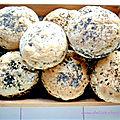 Mes petits pains sans pétrissage super simples