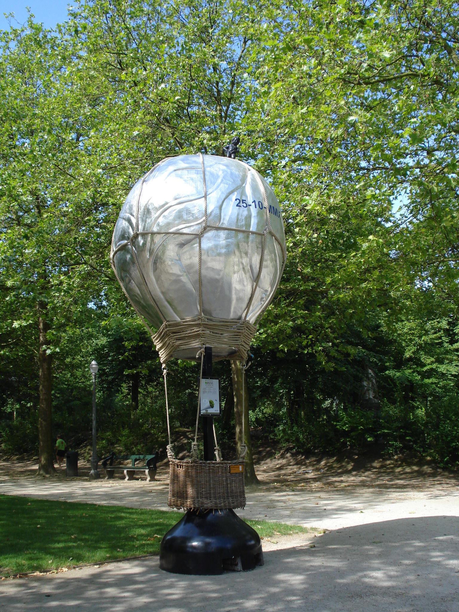 chou montgolfière
