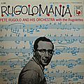 Pete Rugolo And His Orchestra with the Rugolettes - 1954 - Rugolomania (Columbia)