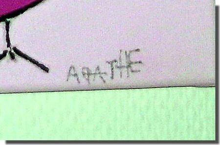 La Poule à Agathe 2012 B