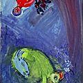 Hors focale : marc chagall. l'épaisseur des rêves