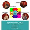 Phare jazz club du vendredi 16 mars 2015 - acq's swing