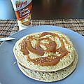 Caramel au beurre salé régilait : tartines et desserts