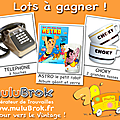 * * * concours * * *