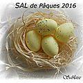 Informations pour sal de pâques 2016