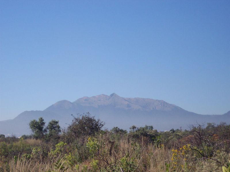volcan ajusco