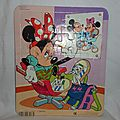 (x19x) Collection MINNIE MOUSE. puzzles .