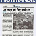 Article Paris Normandie du 03042010