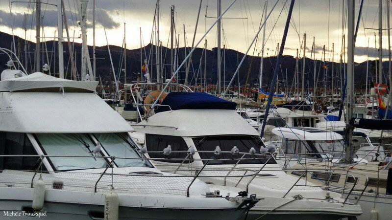 Hendaye port 0901165