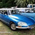 Citroen DS23 break de 1973 (32ème Bourse d'échanges de Lipsheim) 01
