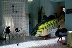 Soon_Young_LEE_Big_fish_100_x_70_cm_Paris_2009_