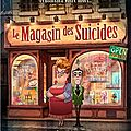 Le Magasin des suicides - *