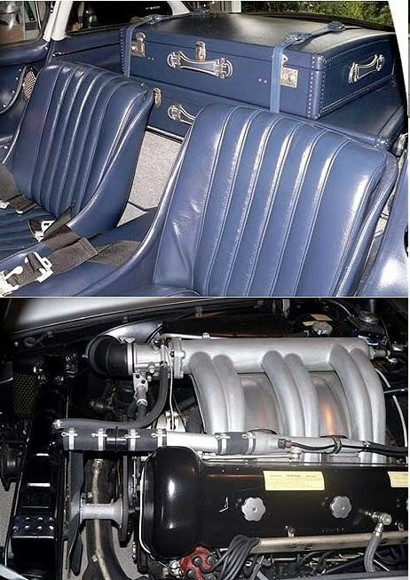 MERCEDES - 300 SL Gullwing - 1954 (3)