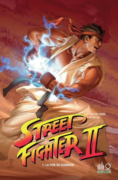 urban indies street fighter II 01 la voie du guerrier
