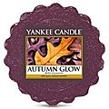 Autumn glow, yankee candle