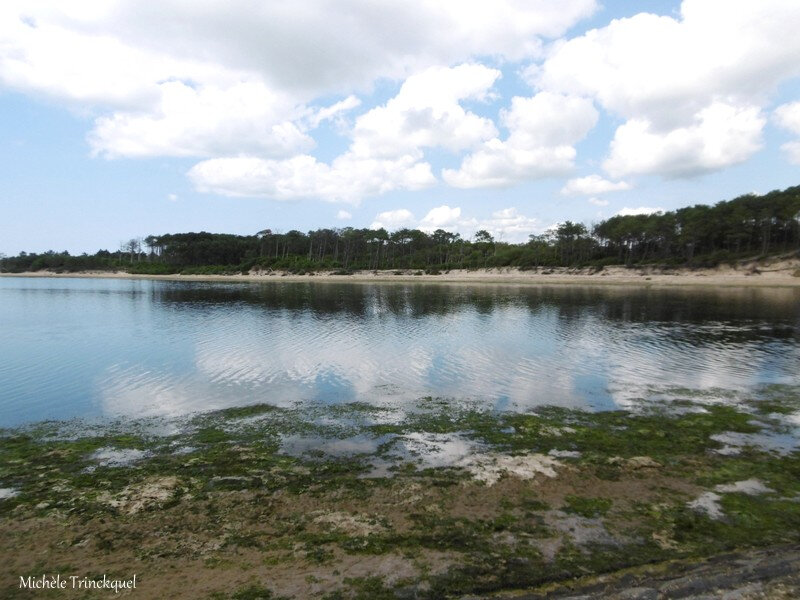 Lac Vieux Boucau 010618