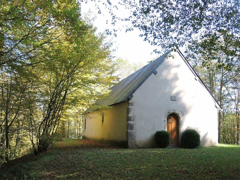 Chapelle de Faubouloin, la chapelle