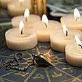 Rituel des 07 bougies blanche magique et mystique d'amour très puissant