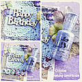 Carte shabby « happy birthday »