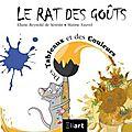 Le rat des goûts ... des tableaux et des couleurs !