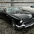 Ford thunderbird convertible-1957