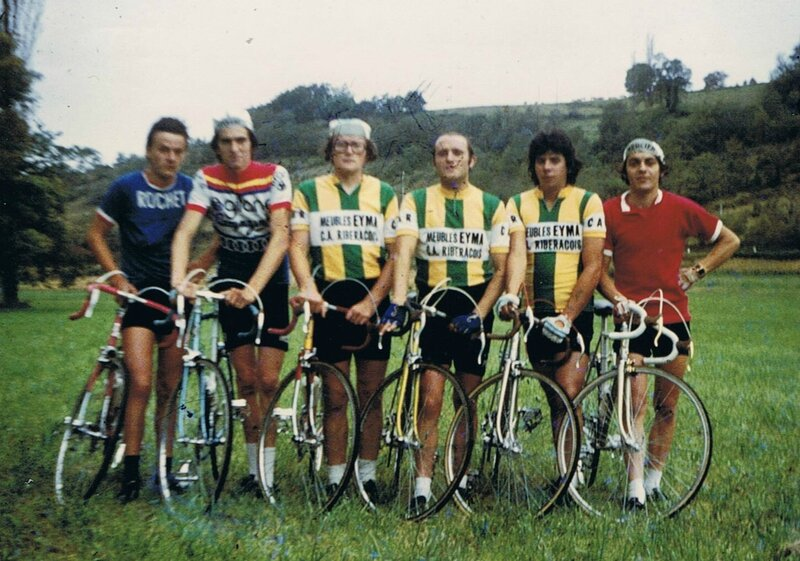 CAR 77 - Alain Brugeassou, Jacky Jacouty, Priat, Delugin, Valère, Jacouty