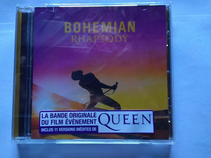 queen cd bohemian rhapsody le film