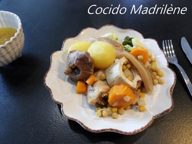 cocido Madrilène