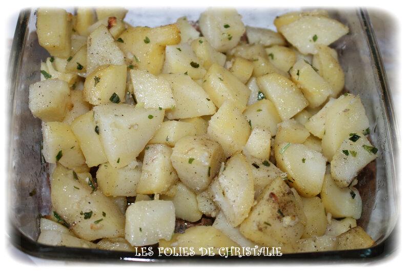 Pommes de terre au four 3