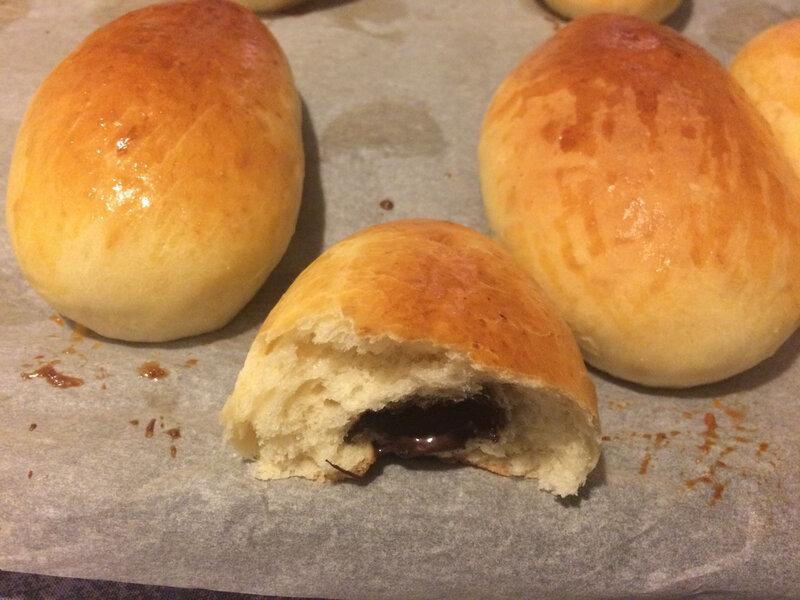 pains au lait pitch