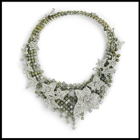 boucheron lierre de paris collier