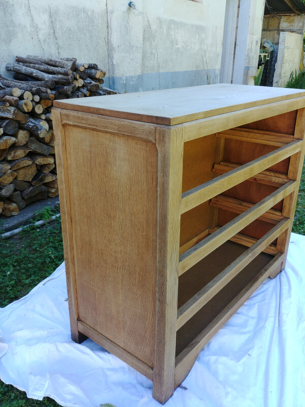 relooking commode vintage