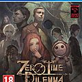 Zero Time Dilemma PS4 EU