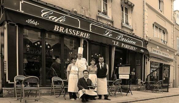 Brasserie Le Parisien