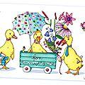 ° joyeux anniversaire mon canard ! °