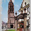 Guebwiller - l'église St Léger
