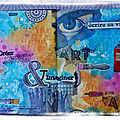 défi n°9 Art journal