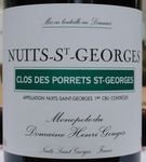 Vin_Bourgogne_HenriGouges_NuitsSaintGeorges_PC_Clos_des_Porrets_Saint_Georges_2007jpg