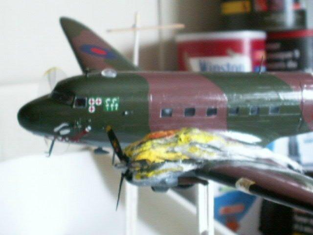 avion C 47 DAKOTA Royal air force (3)