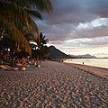 Les plages de maurice