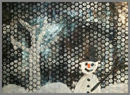 25_TECHNIQUES ET ASTUCES_neige papier bulles (encadré)