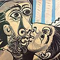 Picasso le baiser